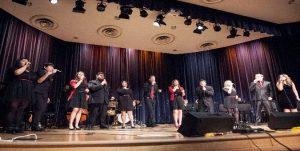 APU Vocal Jazz ensemble